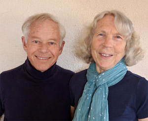 Founders Larry and Linnea Wardwell