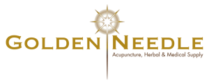 Golden Needle Logo