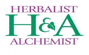 Herbalist & Alchemist Logo