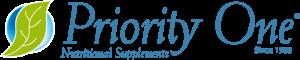 Priority One Vitamins logo