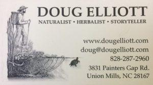 Doug Elliott logo