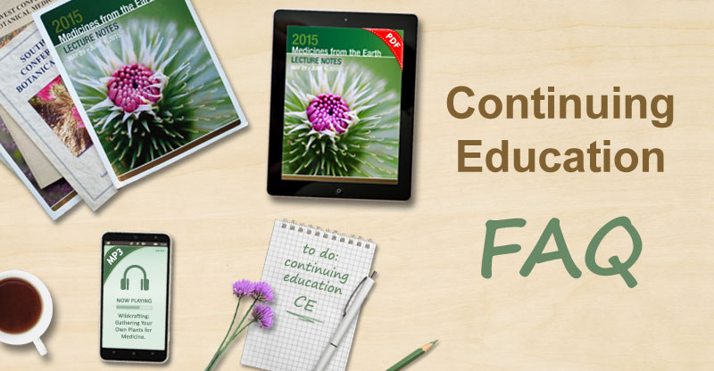 continuing education FAQ