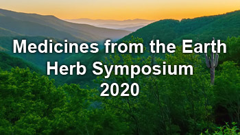 medicines from the earth herb symposium 2020